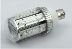 LED 360graders lampa 4500K 60W E40 sockel