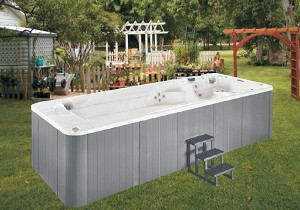 Pool jacuzzi 5700x2240x1400 mm kapacitet 7600L
