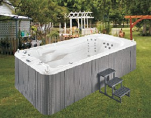 Pool jacuzzi 4560x2240x1520mm kapacitet 5600L