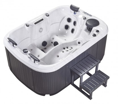 Pool jacuzzi 2180x1600x880mm kapacitet 1100L