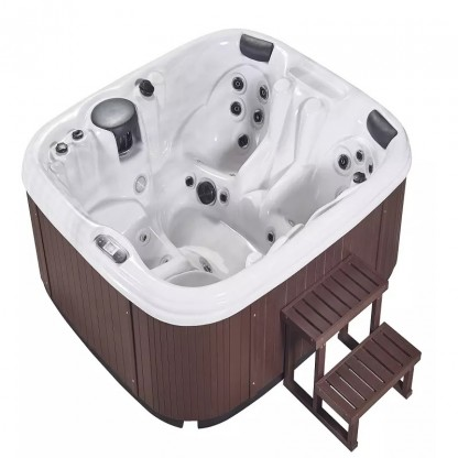 Pool jacuzzi 2180x1950x880mm kapacitet 1480L