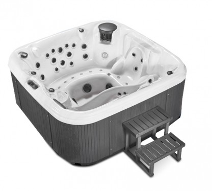 Pool jacuzzi 2130x2130x880mm kapacitet 1480L