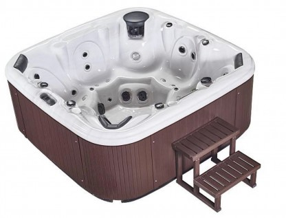 Pool jacuzzi 2130x2130x880mm kapacitet 1500L