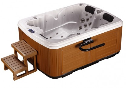 Pool jacuzzi 2100x1550x950mm kapacitet 1100L