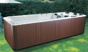 Pool jacuzzi 5850x2200x1520mm kapacitet 7600L