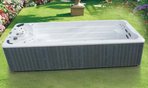 Pool jacuzzi 5850x2200x1600mm kapacitet 8500L