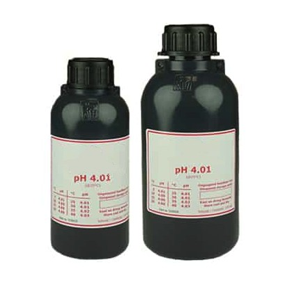 Kalibrering flytande PH-4, 125ml