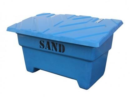 sandlådor för halkbekämpning