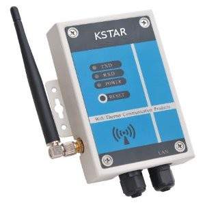 Wifi / Ethernet Kommunikation KSTAR